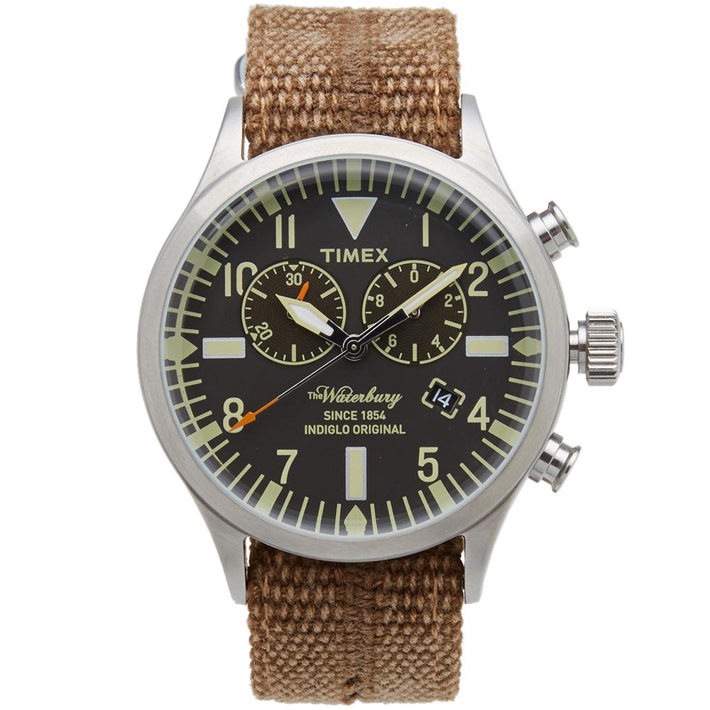 Photo: Timex Archive Waterbury Chrono Watch