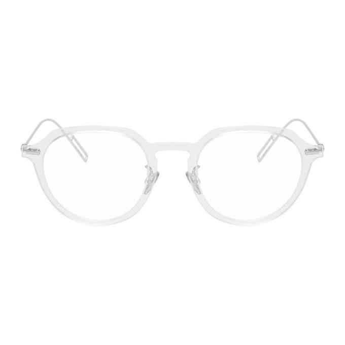 Photo: Dior Homme Transparent Diordisappear01 Glasses