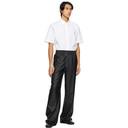Raf Simons White Classic R Short Sleeve Shirt