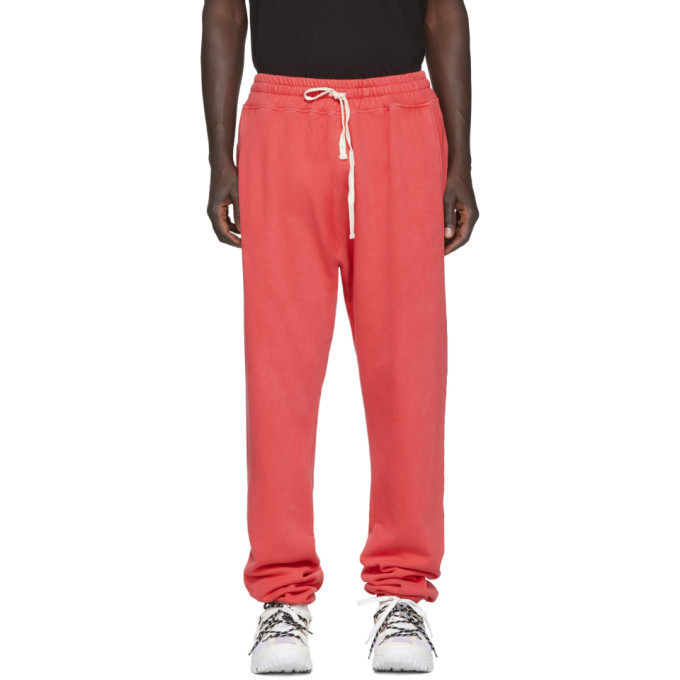 Photo: Billy Red Cloud Lounge Pants