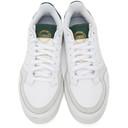 adidas Originals White Supercourt Sneakers