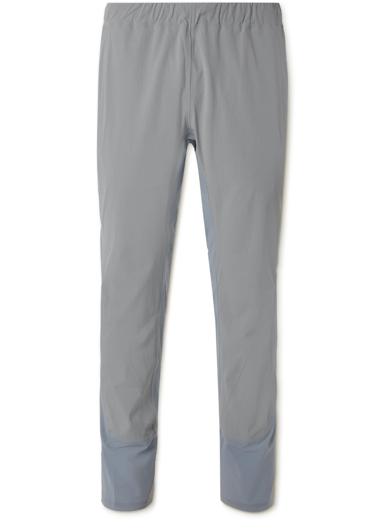 Photo: Veilance - Secant Slim-Fit Tapered Shell Trousers - Gray