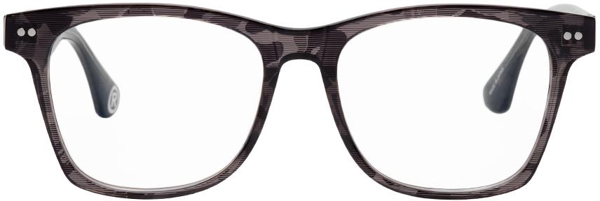 Photo: BAPE Grey BA13060 Glasses