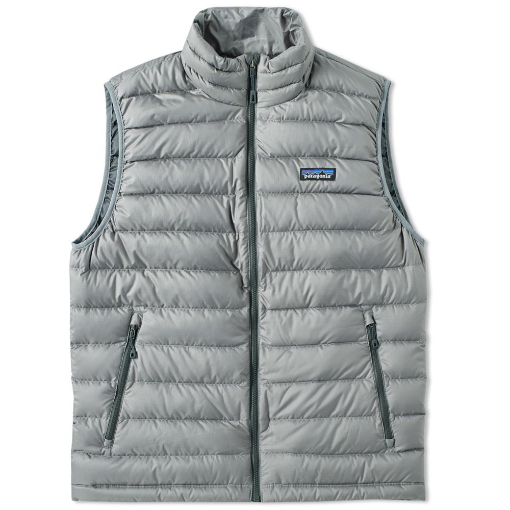 Photo: Patagonia Down Sweater Vest