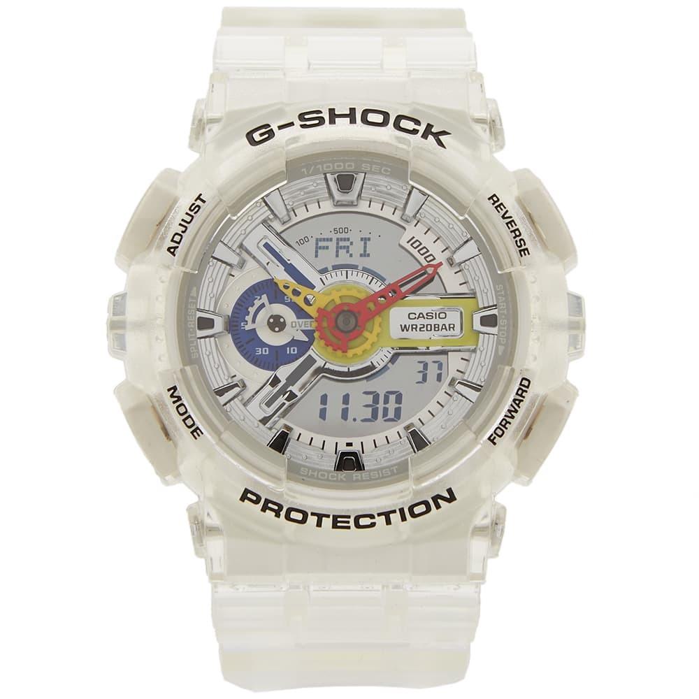 Photo: Casio G-Shock x A$AP Ferg GA-110FRG-1AER Watch