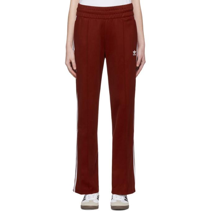 adidas Originals Burgundy Contemporary BB Track Pants