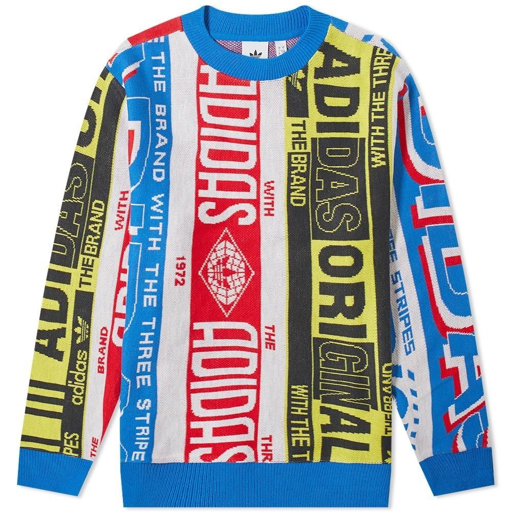 Adidas Scarf Crew Knit