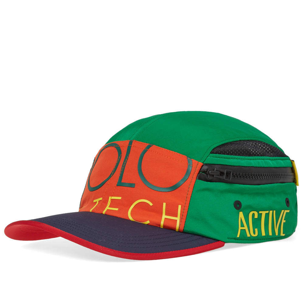 Photo: Polo Ralph Lauren Hi-Tech 5 Panel Cap