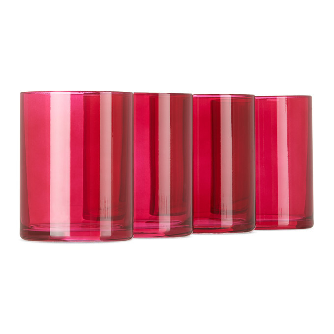 Photo: Lateral Objects Red Gem Tumbler Set