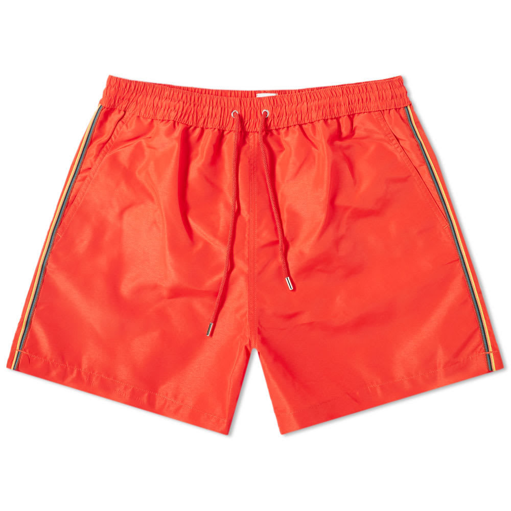 Photo: Paul Smith Classic Side Stripe Swimshort