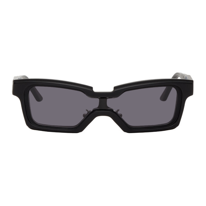 Photo: Kuboraum Black E10 Mask Sunglasses