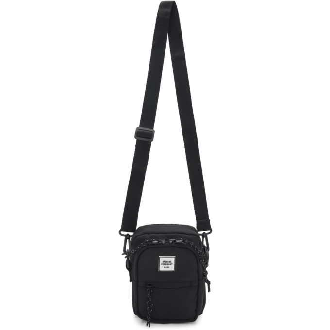 Photo: Opening Ceremony Black Mini Crossbody Bag