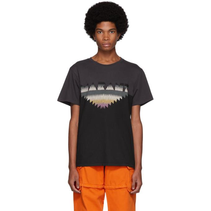 Photo: Isabel Marant Black Zao T-Shirt