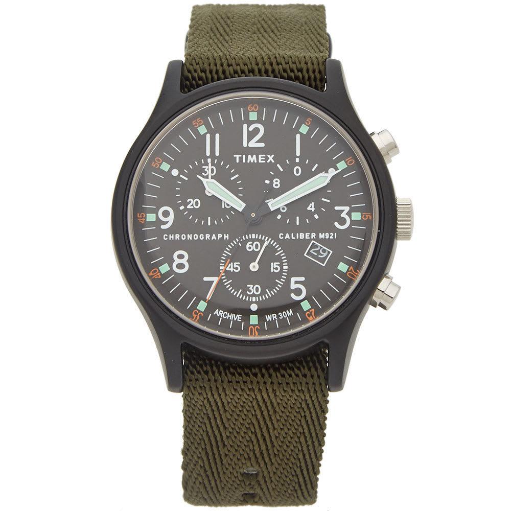 Photo: Timex Archive MK1 Aluminium Chrono 40 Watch
