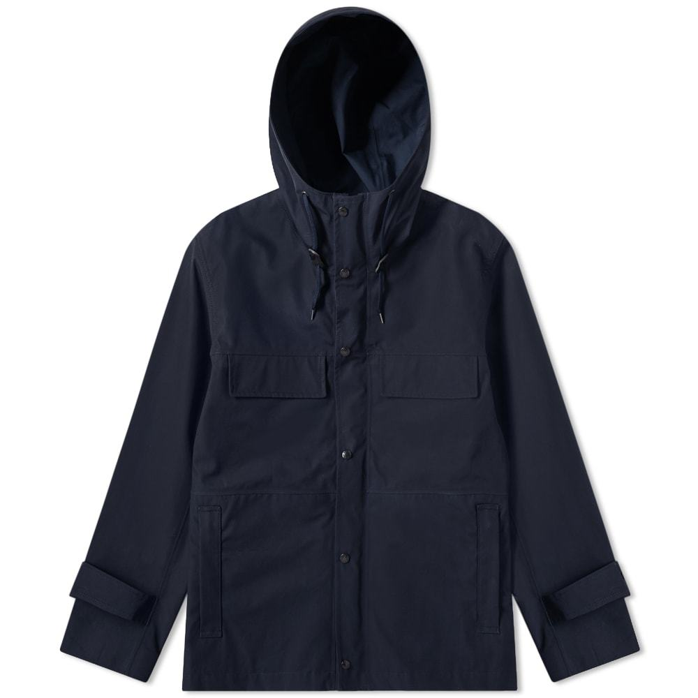 Photo: Nanamica Gore-Tex Cruiser Jacket