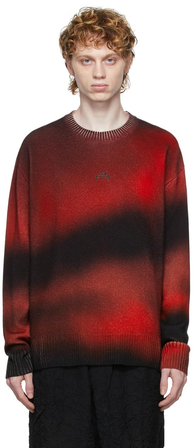 Photo: A-COLD-WALL* Digital Print Merino Sweater