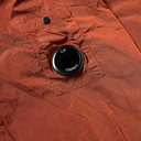 C.P. Company Nylon Arm Lens Hooded Overshirt