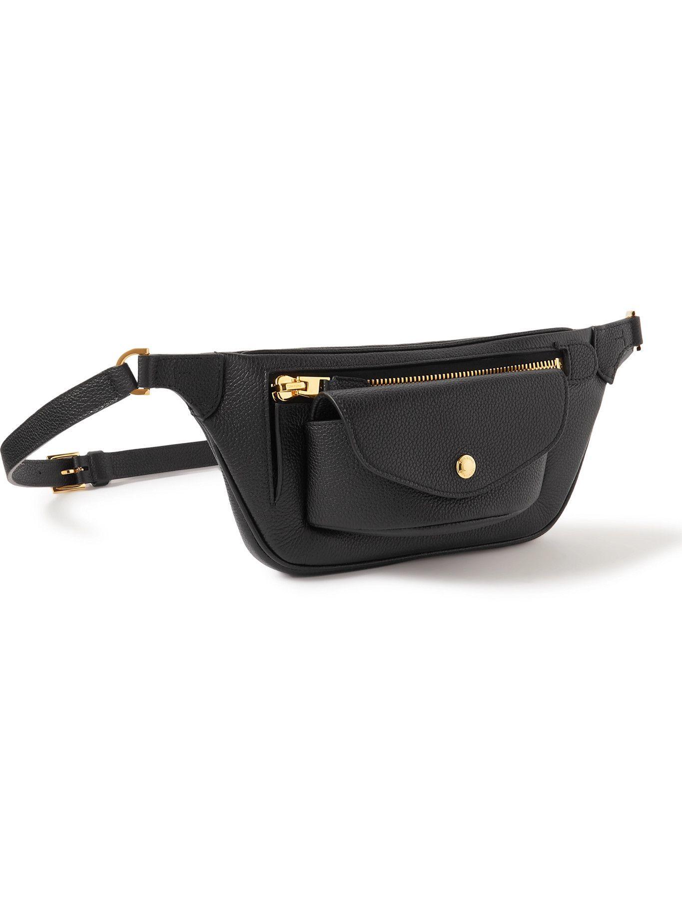 Photo: TOM FORD - Full-Grain Leather Belt Bag