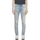 Ksubi Blue Chitch Oktane Jeans