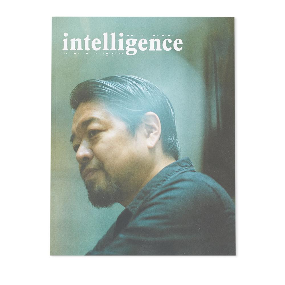 Photo: Intelligence Magazine: Issue 05
