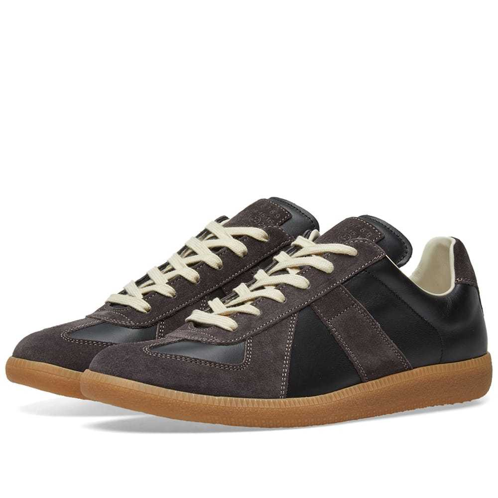 Photo: Maison Margiela 22 Classic Replica Sneaker Black