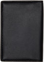 Common Projects Black Folio Wallet