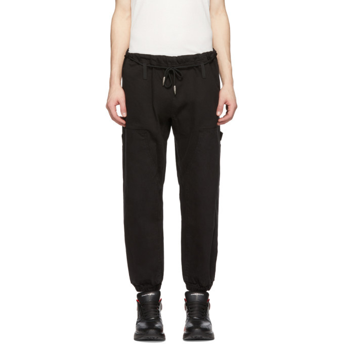 Photo: Alexander Wang Black Denim Lounge Pants