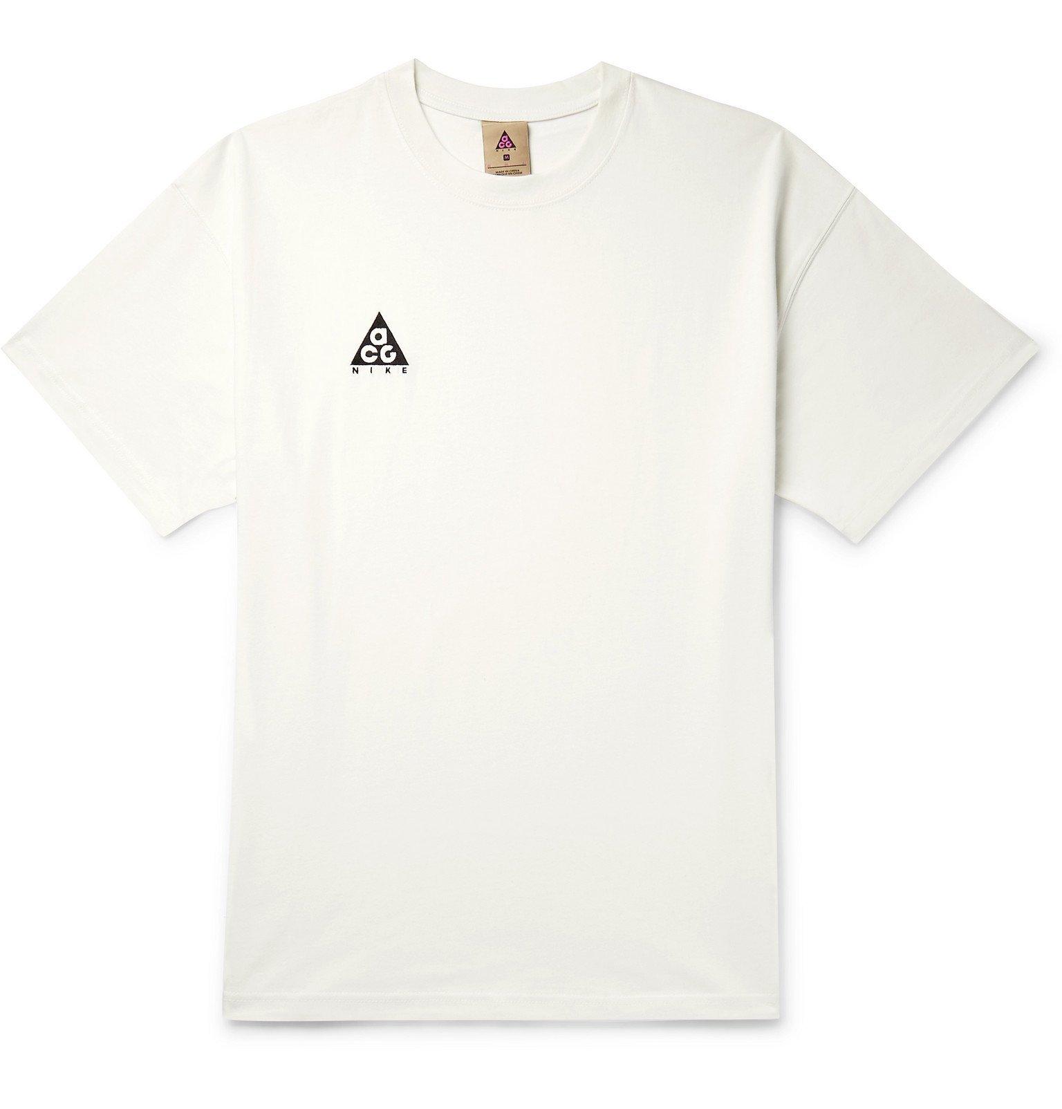 best service 88622 8d8e9 Stolen Girlfriends Club SSENSE Exclusive White Lightning T-Shirt