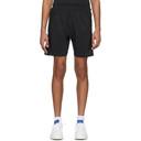 adidas Originals Black Aero 3-Stripes Shorts