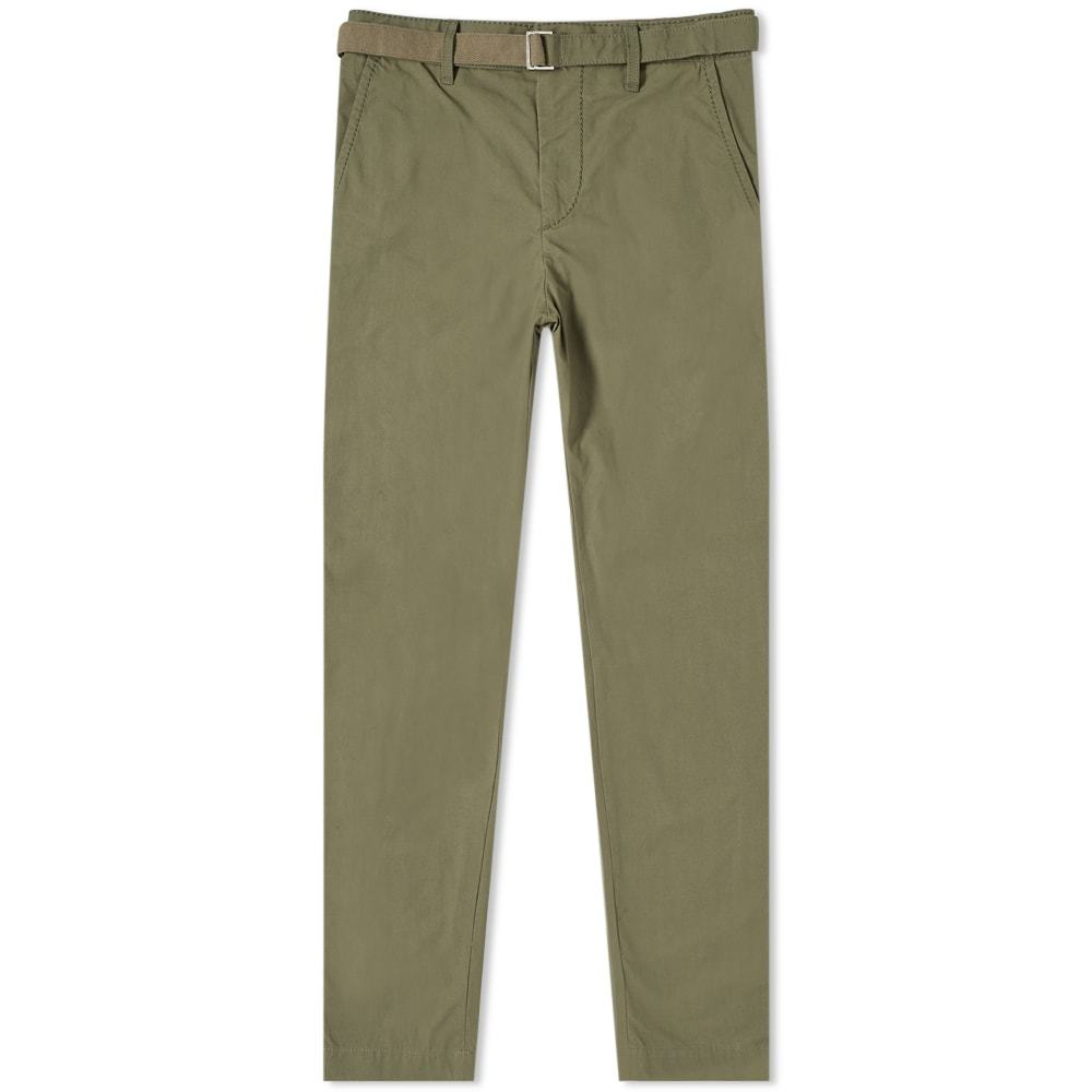 Photo: Sacai Cotton Nylon Oxford Pant