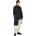Raf Simons Purple Labo Gloves