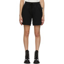 3.1 Phillip Lim Black Pull On Shorts