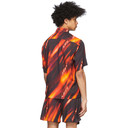 Aries Multicolor Fyre Hawaiian Shirt