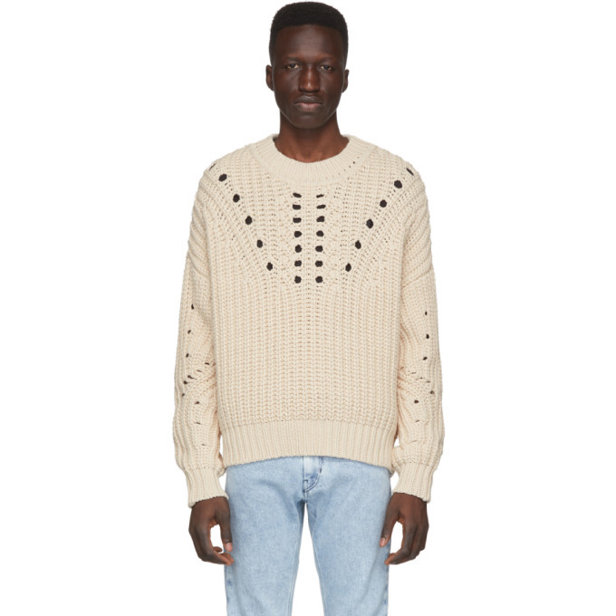 Photo: Isabel Marant Off-White Nuko Sweater