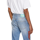 Aries Blue Red Tape Lilly Jeans