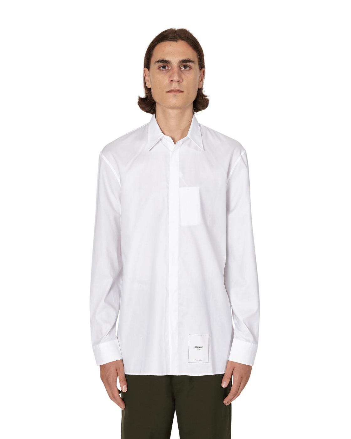 Photo: Maison Margiela Classic Shirt White