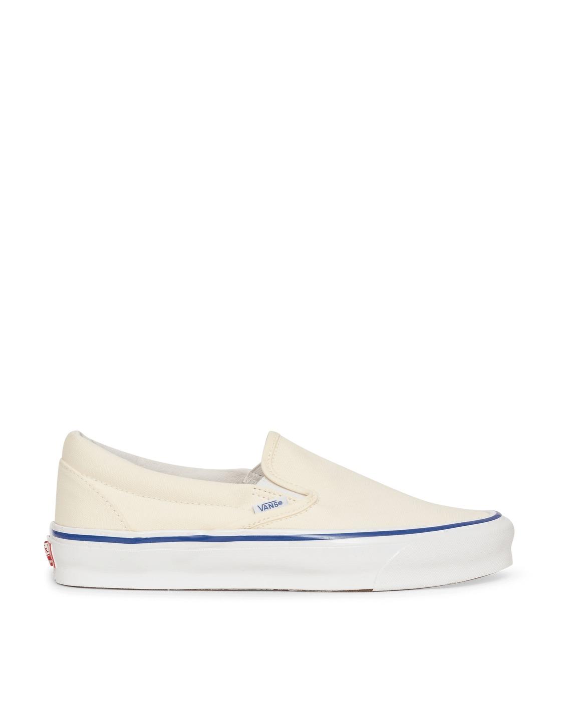 Photo: Vans Classic Slip On Lx Sneakers Classic White