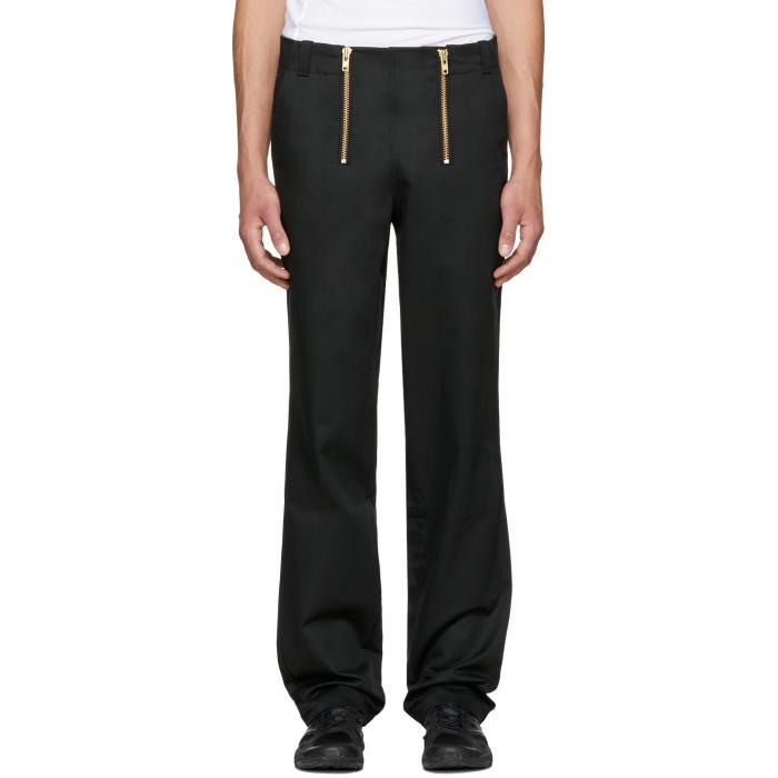 GmbH Black Zimmerman Carpenter Trousers