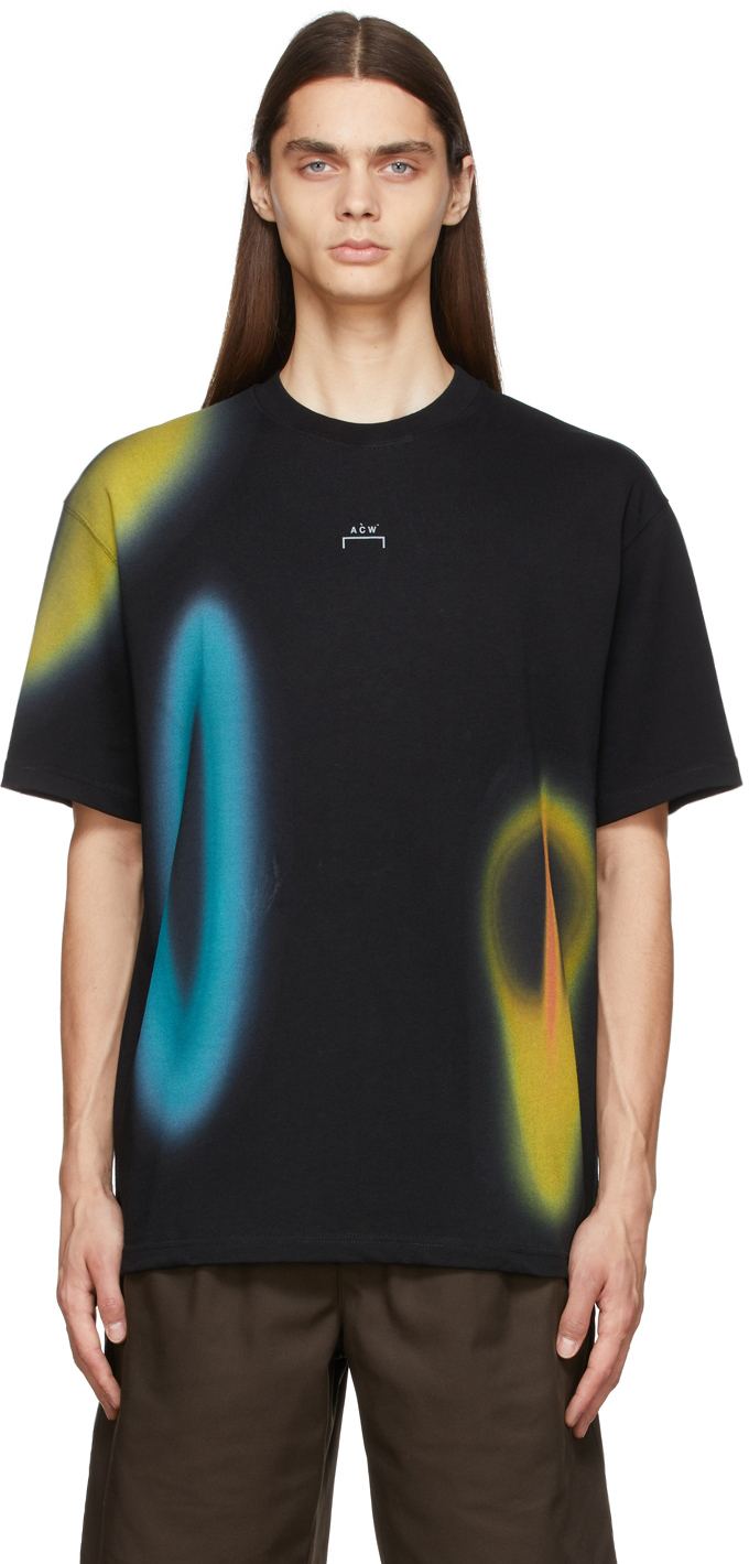 Photo: A-COLD-WALL* Short Sleeve Solarised T-Shirt