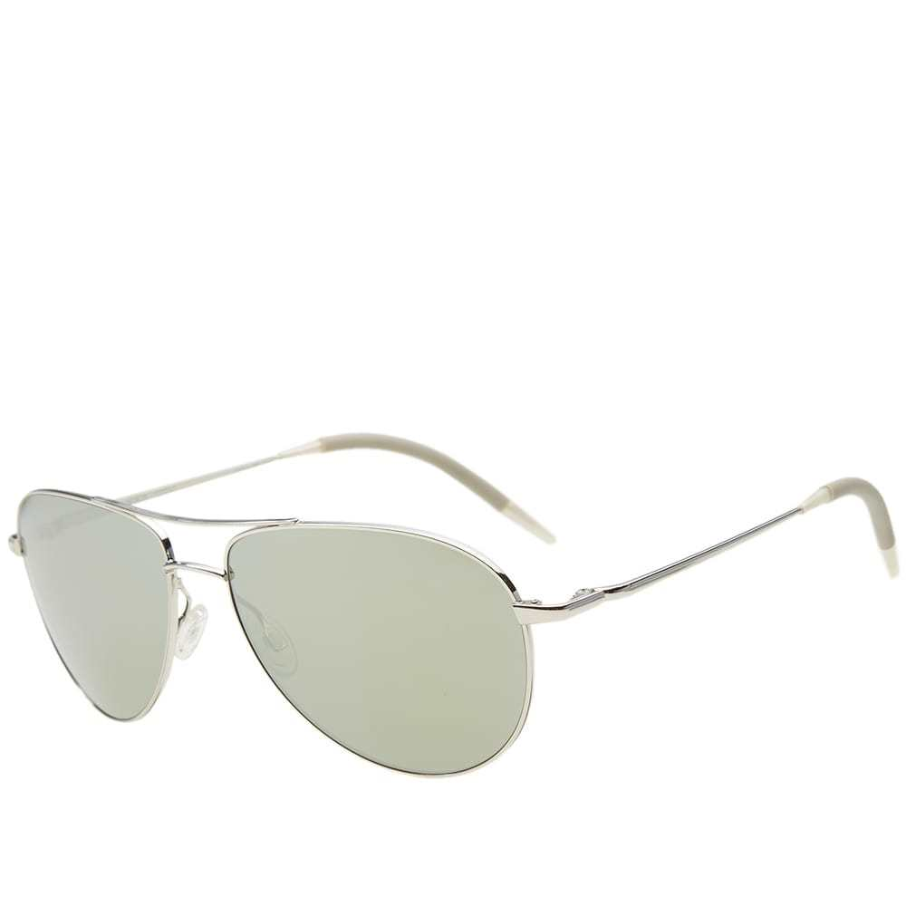 Oliver Peoples Benedict Sunglasses Silver