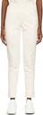 adidas Originals Off-White Adicolor 3-Stripes No-Dye Lounge Pants