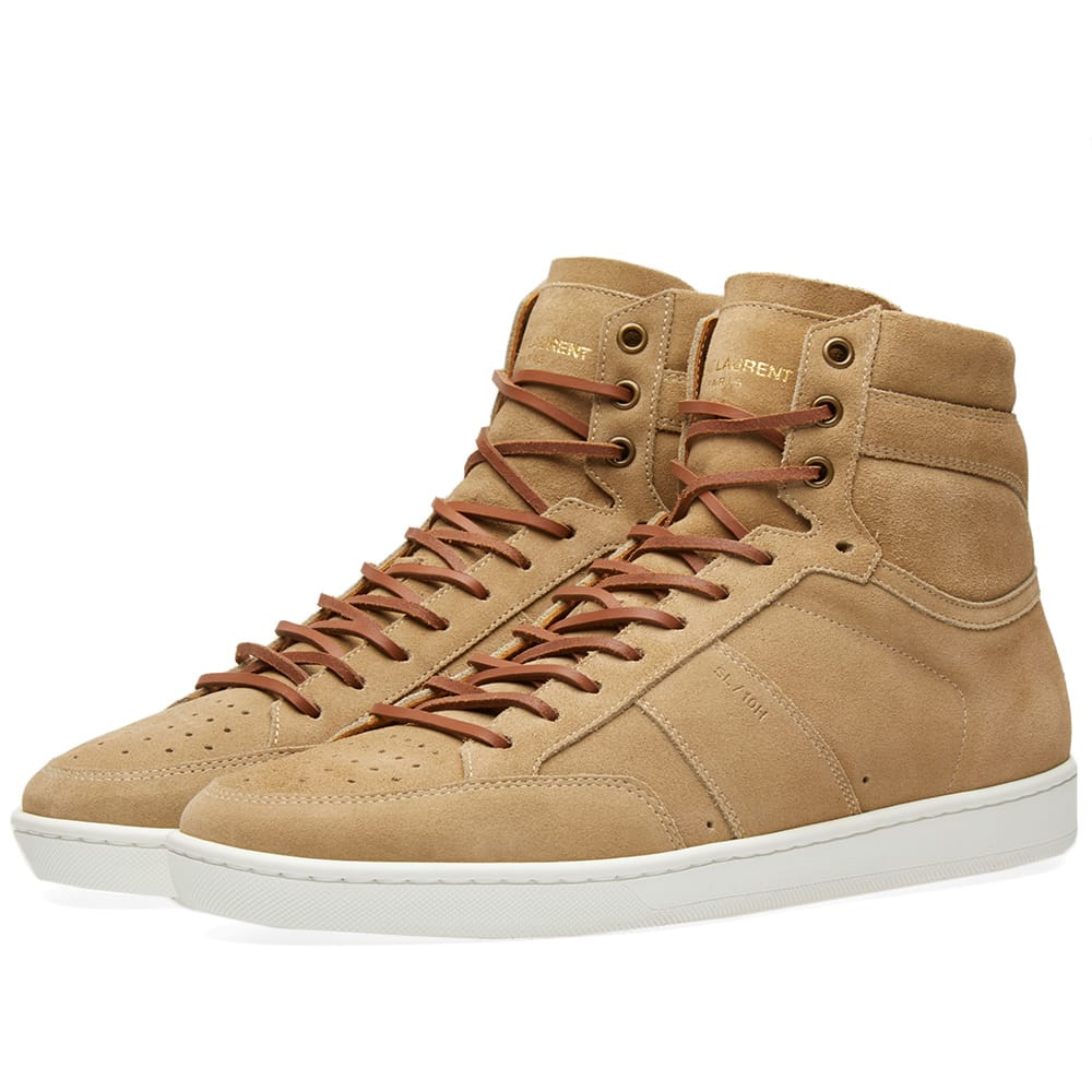 Photo: Saint Laurent SL-10 High Sneaker