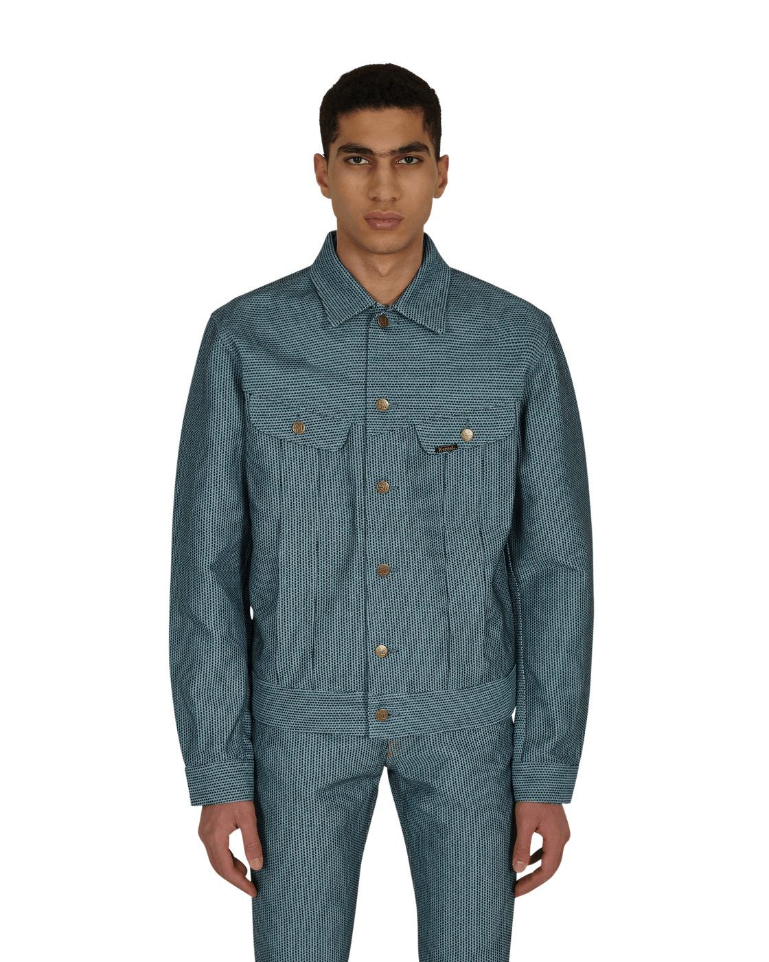Kapital Century Denim No.3 Westerner Long Jacket Multi