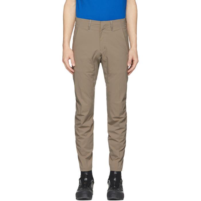 Arcteryx Veilance Khaki Convex LT Trousers