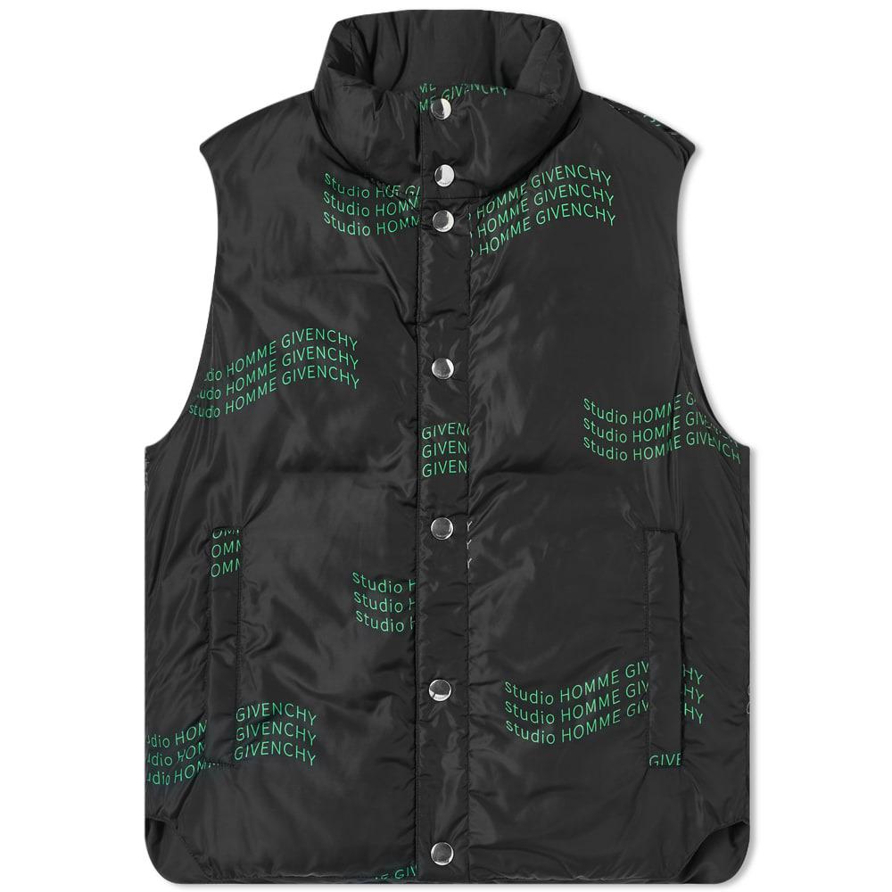 Photo: Givenchy Studio Homme Reversible Vest