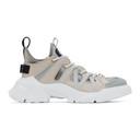 MCQ Beige Orbyt Descender Sneakers