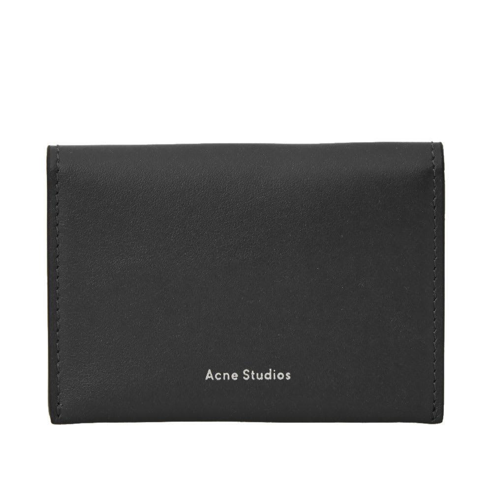 Acne Studios Card Holder Flap Wallet
