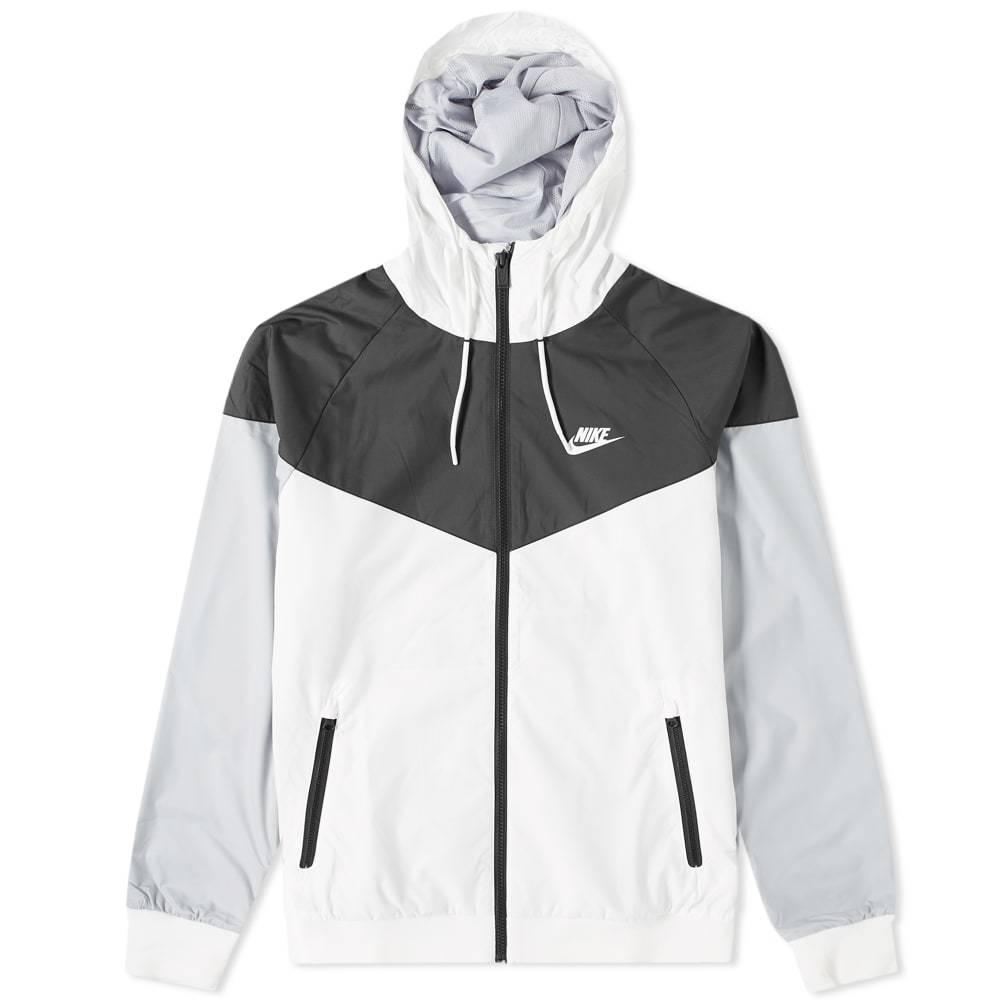 Photo: Nike Windrunner Jacket White