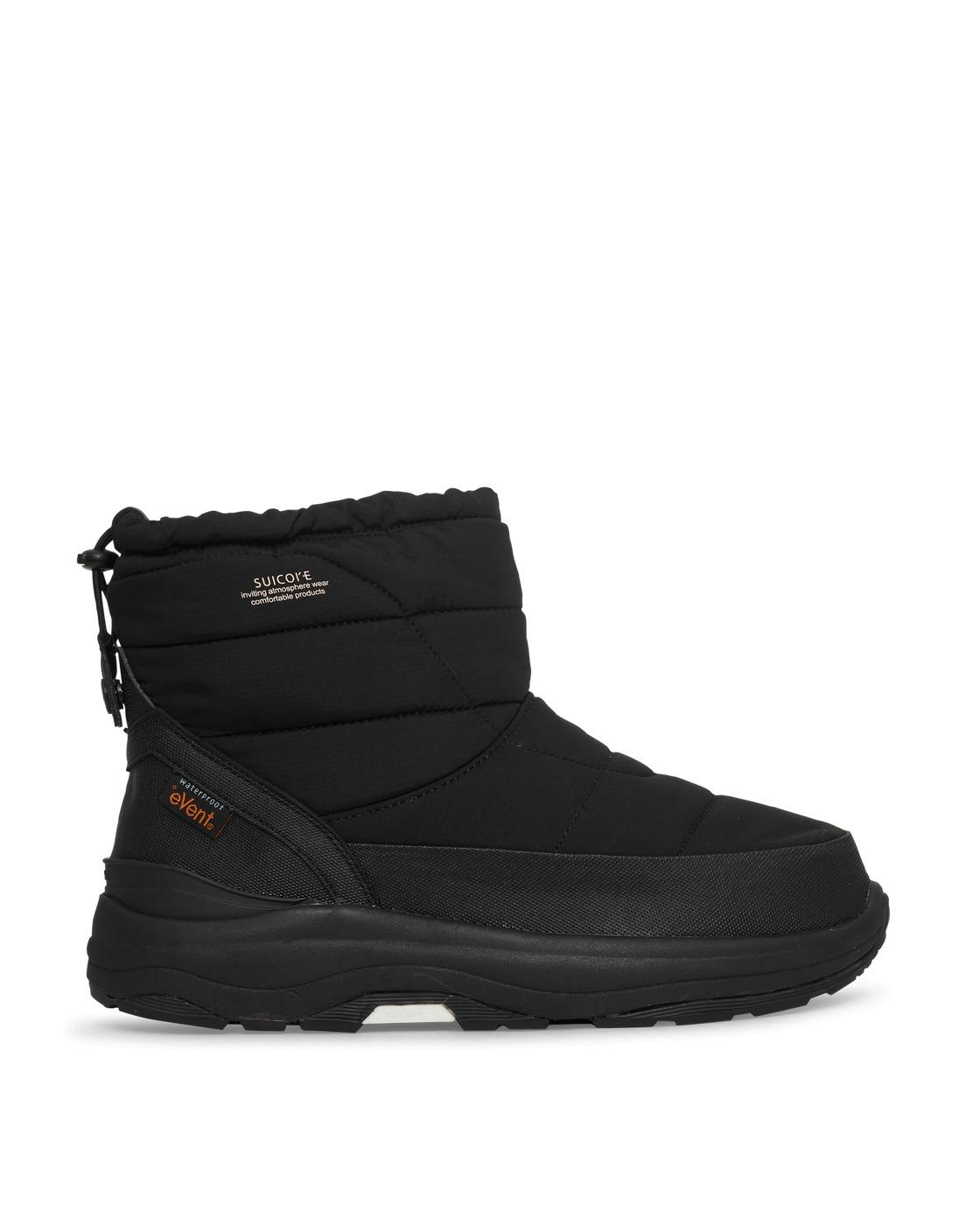 Photo: Suicoke Bower Evab Boots Black