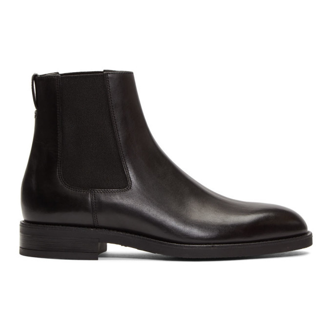 Photo: Paul Smith Black Canon Chelsea Boots